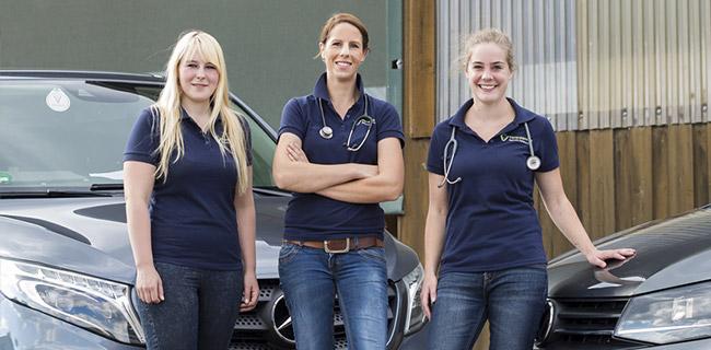 Willkommen bei der Tierarztpraxis Zweverink